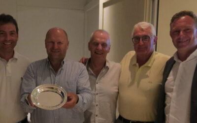 Bodaner gewinnen StV-Golfturnier